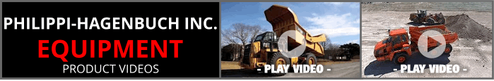 Philippi - Hagenbuch, Inc. Equipment Product Videos