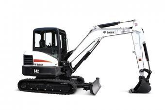 Bobcat E42 Compact Excavator