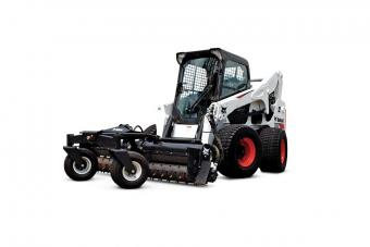 Bobcat A770 All-Wheel-Steer Loader
