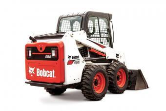 Bobcat 450 Skid-Steer Loader