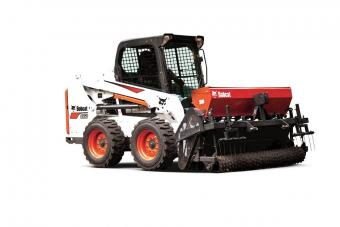 Bobcat S550 T4 Skid-Steer Loader