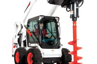 Bobcat S590 T4 Skid-Steer Loader
