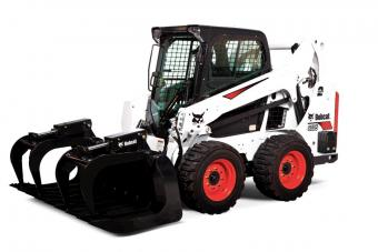 Bobcat S595 T4 Skid-Steer Loader