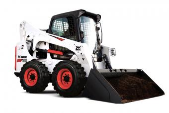 Bobcat S770 T4 Skid-Steer Loader