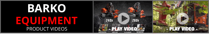 Barko Equipment Product Videos