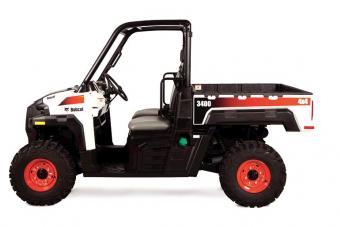 Bobcat 3400 Utility Vehicle