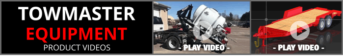 Towmaster Equipment Product Videos